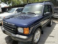 2001 Land Rover Discovery Series II SE