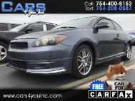2008 Scion tC RS 8.0