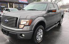 2011 Ford F-150 FX2 SuperCrew 5.5-ft. Bed 2WD