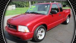 2001 GMC Sonoma SLS Ext. Cab Short Bed 2WD