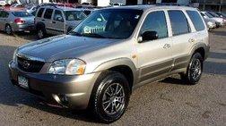 2001 Mazda Tribute LX 4WD