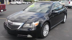 2011 Acura RL 4dr Sdn Advance Pkg