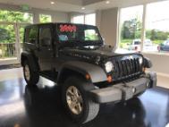 2009 Jeep Wrangler Rubicon
