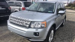 2011 Land Rover LR2 Base