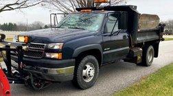 2005 Chevrolet Silverado 3500 4WD DRW
