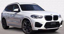 2020 BMW X3 M Standard
