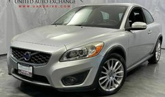 2011 Volvo C30 2dr Coupe Auto With Moonroof / 2.5L Turbo Engine /