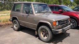 1989 Mitsubishi Montero SP