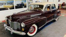 1941 Cadillac Fleetwood - 4 DOOR SEDAN - HIGH QUALITY RESTORATION - SEE VI