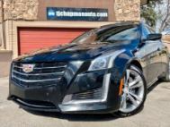 2016 Cadillac CTS 3.6L TT Vsport Premium