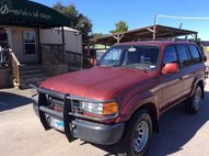 1992 Toyota Land Cruiser Base