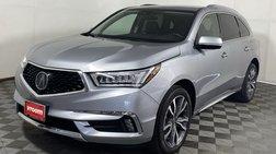 2019 Acura MDX SH-AWD w/Advance w/RES