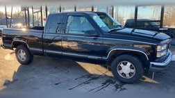 1997 GMC Sierra 1500 Long Bed