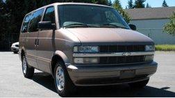 2005 Chevrolet Astro Base