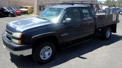 2006 Chevrolet Silverado 2500HD Work Truck Ext. Cab 2WD