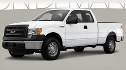 2014 Ford XL Pickup 4D 6 1/2 ft
