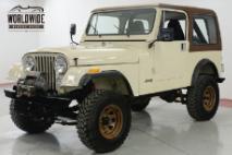 1982 Jeep CJ-7 Base