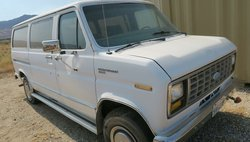 1985 Ford E-250 Club Wagon