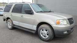 2004 Ford Expedition 5.4L Special Service 4WD