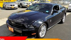 2012 Ford Mustang Premium Coupe 2D