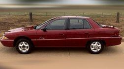 1996 Buick Skylark Olympic Gold