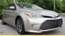 2016 Toyota Avalon Hybrid XLE Plus