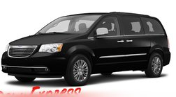 2014 Chrysler Town and Country TOURING BKTS DVD
