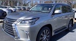 2020 Lexus LX 570 Three-Row