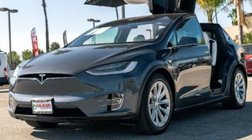 2019 Tesla Model X Long Range