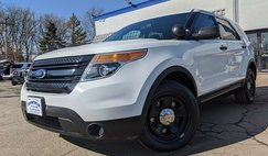 2013 Ford Explorer Police Interceptor