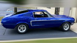 1968 Ford Mustang Fastback 5.0L Pro-Touring