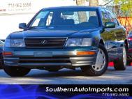 1997 Lexus LS 400 4dr Sdn