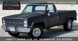 1983 Chevrolet 4X2 2dr Regular Cab