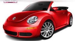 2010 Volkswagen New Beetle Final Edition