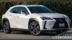 2019 Lexus UX 200 UX 200