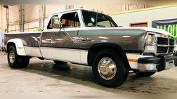 1992 Dodge RAM 350 LE