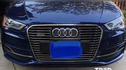 2016 Audi A3 Sportback e-tron 1.4T Premium