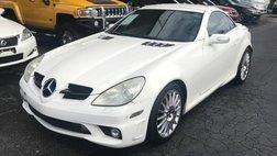 2006 Mercedes-Benz SLK-Class SLK 55 AMG
