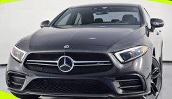 2019 Mercedes-Benz CLS-Class AMG CLS 53 S