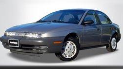 1997 Saturn S-Series SL1