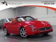 2005 Maserati Spyder Cambiocorsa