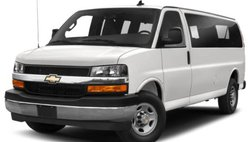 2020 Chevrolet Express LT 3500