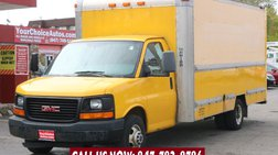 2008 GMC Savana Cutaway 3500 2dr Commercial/Cutaway/Chassis 139 177 in. WB