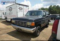 1988 Ford Bronco Custom