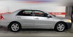 2007 Honda Accord Special Edition