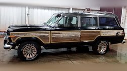 1987 Jeep Grand Wagoneer Base