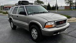 2000 GMC Jimmy SL w/1SX