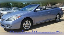 2007 Toyota Camry Solara 2dr Convertible V6 Automatic SE
