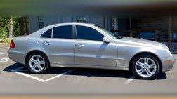 2005 Mercedes-Benz E-Class E 500