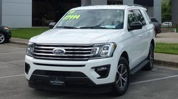 2019 Ford Expedition XL Fleet